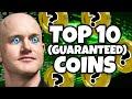 TOP 10 (GUARANTEED) COINS TO PUMP!!!