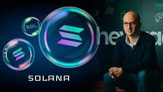 """ETHEREUM 🎙️ Ramiro (HeyTrade) - """"Solana, rival del ethereum,  resuelve el trilema de la blockchain"""""""