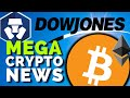 Bitcoin Breakout IMMINENT as Dow Jones Launches 2021 Crypto Indexes 🚀