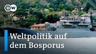 Istanbul: Schiffsspotter vom Bosporus sieht Ereignisse der Weltpolitik voraus   Fokus Europa