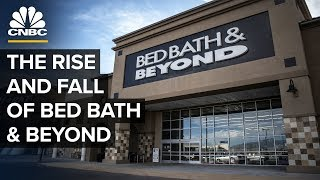 BED BATH & BEYOND INC. Why Bed Bath And Beyond Is Facing Extinction
