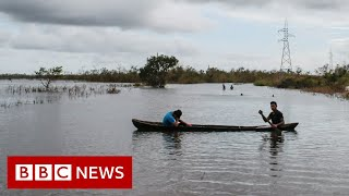 IOTA Hurricane Iota: Storm causes devastation in Central America - BBC News