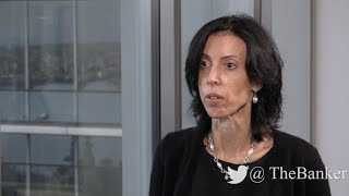 Stephanie Wolf, global head of financial services companies and governments for global transaction