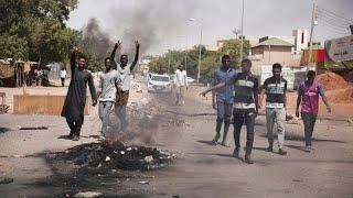 """Putschisten General in Sudan: Abgesetzter Premier """"bei mir zu Hause"""""""