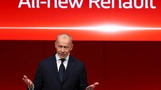 RENAULT Renault tourne la page de l'affaire Ghosn et évince son directeur général