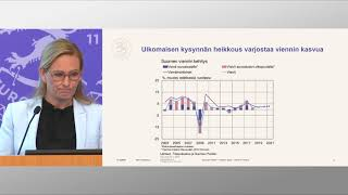 Suomen talousennuste vuosille 2019–2021
