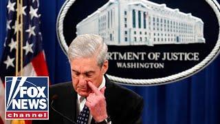 'The Five' breaks down Mueller mania