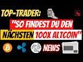 Top Trader: So findest Du den NÄCHSTEN 100X ALTCOIN | IOTA FireFly Wallet | Ripple XRP ISO 20022