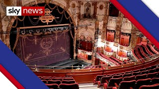 The UK theatres facing permanent closure