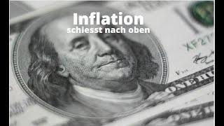 NASDAQ100 INDEX Inflation schießt nach oben - Nasdaq auch! Marktgeflüster