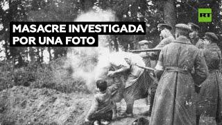 Holocausto en Mirópol: una foto ayuda a reconstruir una masacre de la II GM | RT Play