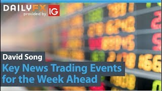 DailyFX: Key News Trading Events for the Week Ahead (JUL 21)
