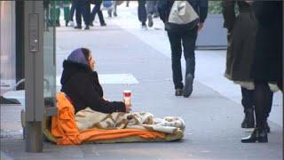UE : une personne sur cinq menacée de pauvreté