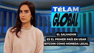 BITCOIN El Salvador: ¿Laboratorio mundial del Bitcoin como moneda legal?