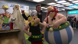 ADLER REAL ESTATE AG Bilder der Woche: Asterix, Putin und Adler Victor