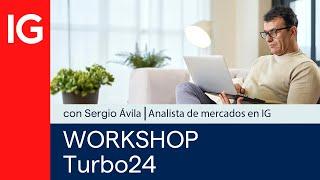 BBVA Turbo 24 workshop 🔎 acciones de AMD, Alphabet, AMAZON, Apple, FACEBOOK, Delta Air Lines, BBVA y más