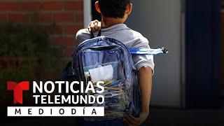 Escuelas en el sur de México retoman las clases presenciales a pesar de ola de contagios en el país