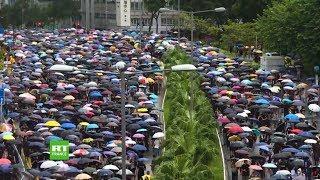 Hong Kong : retour sur une 10e semaine de mobilisation très mouvementée