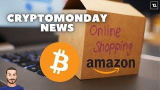 BITCOIN BITCOIN 🔥 Effetto AMAZON e non solo - CryptoMonday NEWS w30/'21