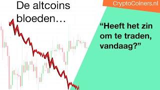 BITCOIN Heeft het zin om te traden met Bitcoin, vandaag?