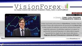 Analisi dei Mercati Finanziari del 23 Maggio 2021 con il prof. Angelo Ciavarella