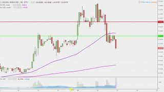 Rising india inc rsii stock chart technical analysis for 01 29 18