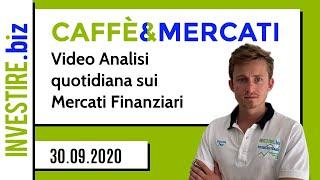 EUR/GBP Caffè&Mercati - Trading su USD/JPY ed EUR/GBP