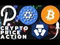 HUGE CRYPTO NEWS!!! Polkadot DOT, Cardano ADA, Crypto.com CRO, Bittorrent BTT