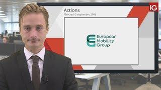 EUROPCAR MOBILITY Bourse - Action Europcar Mobility, baisse d'objectif de cours - IG 05.09.2018