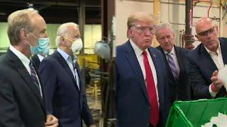 Présidentielle américaine : comment le coronavirus a bouleversé la campagne