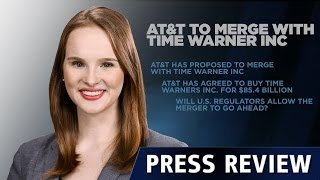 AT&T INC. AT&T与时代华纳公司合并
