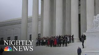 Supreme Court Takes Up Case Over Ending Protections For Dreamers | NBC Nightly News