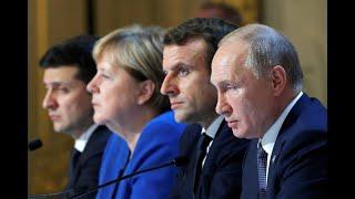 Sommet sur le conflit en Ukraine : des avancées mais pas de percée
