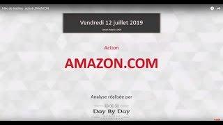 AMAZON.COM INC. Idée de trading : achat d'AMAZON