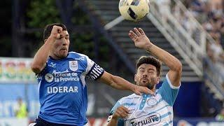 SILVER Gimnasia y Belgrano empataron en La Plata
