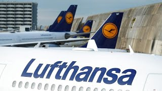 LUFTHANSA AG VNA O.N. Lufthansa: Greve afeta 180.000 passageiros