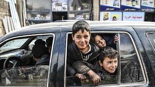 'Cruel beyond belief': UN demands escape route for civilians in northwest Syria