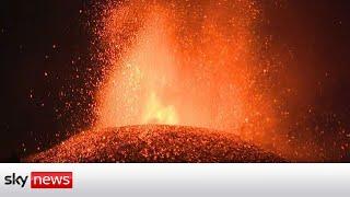 Canary Islands volcano: Hundreds more evacuated on La Palma