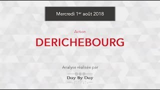 DERICHEBOURG Action Derichebourg : la tendance reste baissière - Flash Analyse IG 01.08.2018
