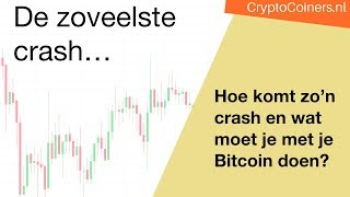 BITCOIN De Bitcoin crasht (opnieuw) - wat nu?