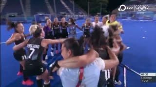 GOLD - USD Las Leonas vencieron a India y buscarán su primera medalla de oro ante Países Bajos