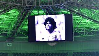 Trauer um Diego Maradona - Euronews am Abend am 25.11.