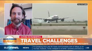Travel challenges: Some customers to use vouchers due to lack of future flights