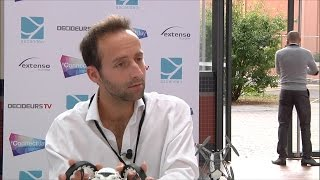 PARROT #Connectday 2015 : Ghislain Thome, PARROT