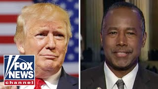 Ben Carson: I've never seen evidence of Trump being racist