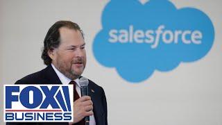 SALESFORCE.COM INC Capitalism as we know it is dead: Salesforce co-CEO