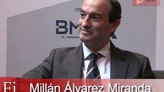 """ADVEO MedCap 2014. Millán Álvarez Miranda Adveo: """"Esperamos generar más..."""" en Estrategias Tv (28.05.14)"""