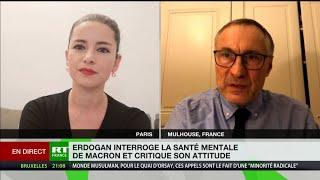 Relation France/Turquie, Haut-Karabagh : Öznur Sirene et Jean-Marie Bockel débattent sur RT France
