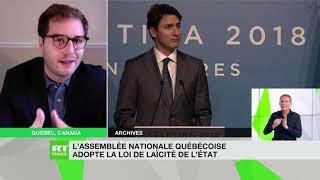 Laïcité au Québec : «un geste d'affirmation national» qui vise à protéger l'identité québecoise