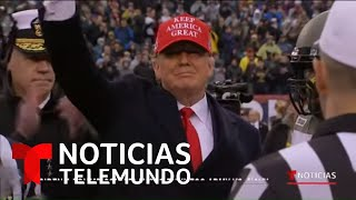 Noticias Telemundo, 14 de diciembre 2019